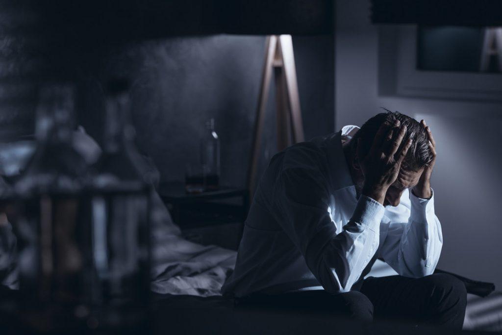 depresja alkohol